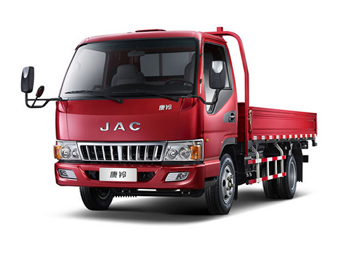 JAC Euro II Standard Diesel Engine 2 to 3 ton Light Truck/Lorry Truck/Cargo Truck